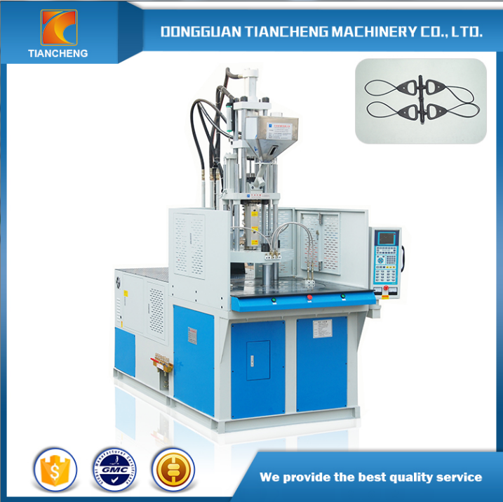 Injection Molding Machine With Rotating Table