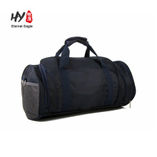 Outdoor travel simple print oxford cloth sport bag
