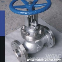 A216 Wcb Carbon Steel Globe Valve with Manual Operation