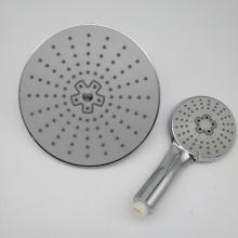 Cabezal de ducha de lluvia de 3 funciones de artículos sanitarios