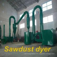 Industrielle Trocknermaschine ISO9001 für Sägemehl