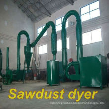 Industrial ISO9001 Dryer Machine for Sawdust
