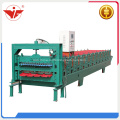 Cheap price double layer roll forming machine