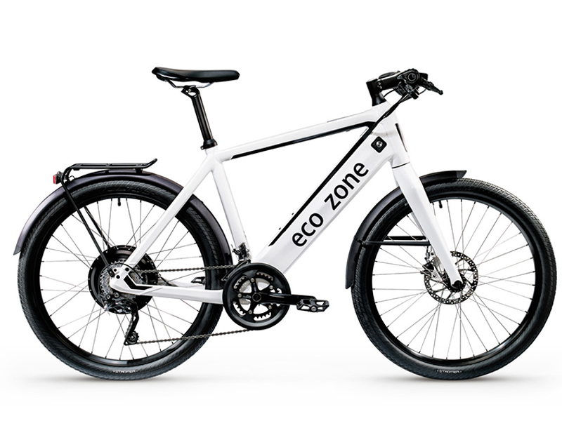 Detachable Battery Lithium Electric Bicycle