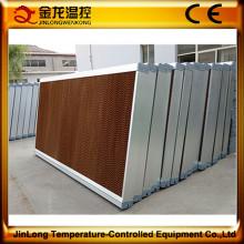 Jinlong 5090/7090 almohadilla de enfriamiento evaporativo para granja de aves de corral