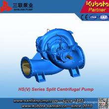 Горизонтальный двухступенчатый всасывающий насос HS серии HS (HS450-350-450B)