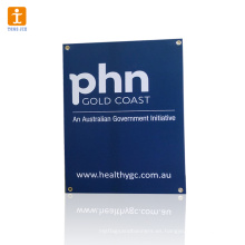 Colorido en forma de tarjeta de PVC para la promoción