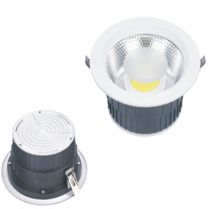 30W LED Down Light 2400lm Plus Lumineux