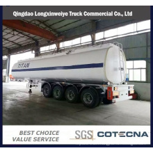 4 Axles Air Suspension Fuel Trailer Tank Semi Trailer