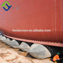 Boat Ship Salvage Airbags For Floating Ship and Ship Launching
