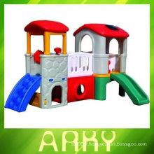 Jardin Équipement de jeux pour enfants en plastique