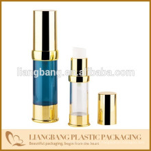 cosmetic bottle with plastic airless bottle