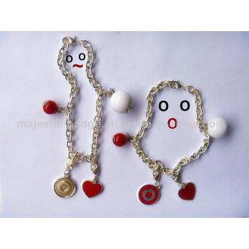 Cute Silver Plating Hand Chain