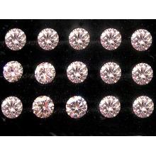 Zircon cubique de bijoux pièces-5 a (CZ002)