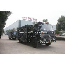 Dongfeng 153 8ton Πυροσβεστήρας αφρού πυροσβεστικού κινητήρα