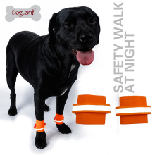 Factory Price 2pcs per set Reflecting safety dog wristband Pet Wristband