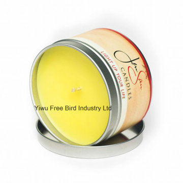 Latest New Design Fashion Scented Soy Wax Candle