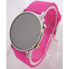 Montre en silicone couleur Candy Fashion