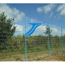 Triangular Bending Fence/Dirickk Axis/Welded Curved Fence (tianshun)