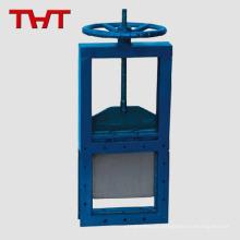 Deslize os bloqueadores da porta da válvula do portão do amortecedor
