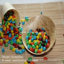 Bolas de chocolate revestidas com chocolate de doces e doces ao atacado