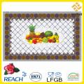 PVC Independent Design Transparent Tablecloth