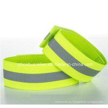 Elastische reflektierende Sport Armband