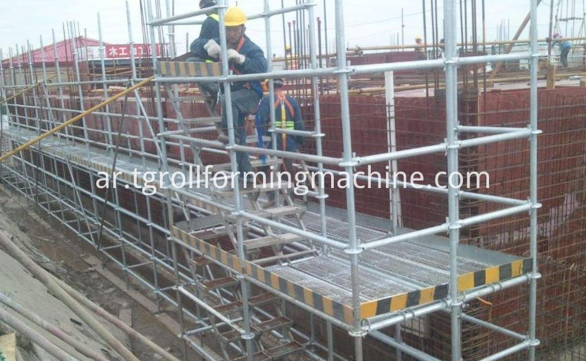Scaffolding Board Machinery