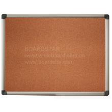 Aluminium-gerahmte Korktafel/Notice Board (BSCCO-D)