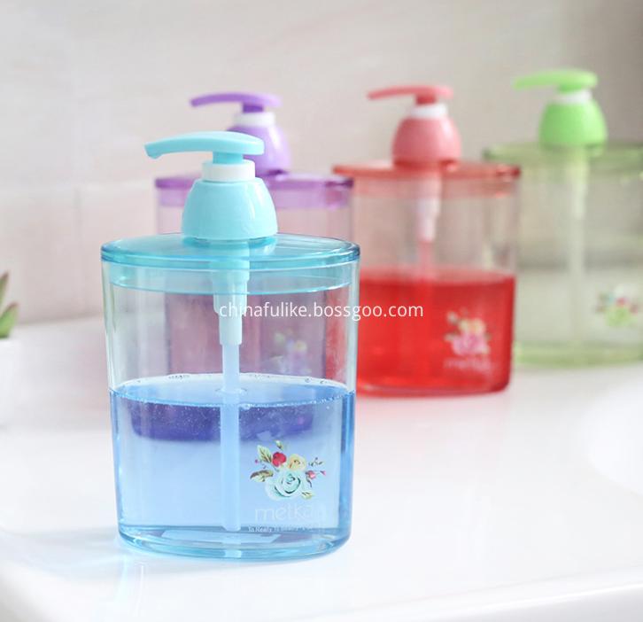 Plastic Bottle For Hotel