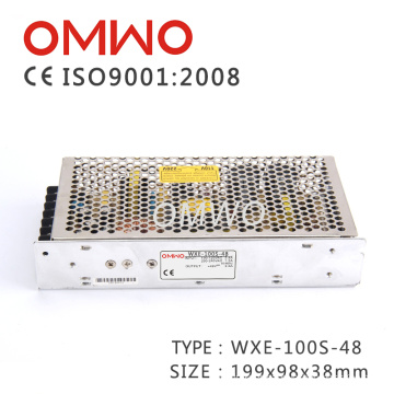 Wxe-100s-48 100W 48V 2A High Quality LED Power Supply