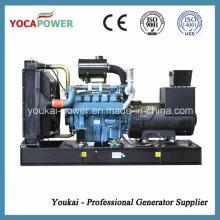 Consumo de combustible bajo de aceite Doosan 240kw / 300kVA Generador Diesel