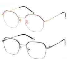 Custom metal optical frames eyeglasses