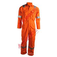 uniformes de travail de combinaison anti-statique de combinaison de sécurité ignifuge de vente chaude pour l'usage d'industrie