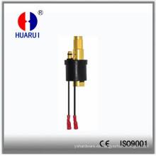 OTC001 Compatible con Hrotc soldadura antorcha Euro conector