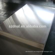 Hoja de aluminio de acabado de molino para muro cortina