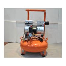 Moteur de pompe à compresseur d'air dentaire silencieux sans huile Oilless (Hw-550/15)