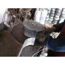 Fio de Laço de Laço Galvanizado para Encadernação em Construção