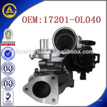 CT16V 17201-OL040 Kompressor für Toyota KZN130