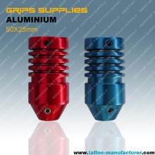 Aluminum Tattoo Grips 8 Colors