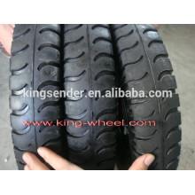 Schubkarre Gummi-Reifen