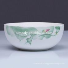 Bol en céramique de ménage chinois