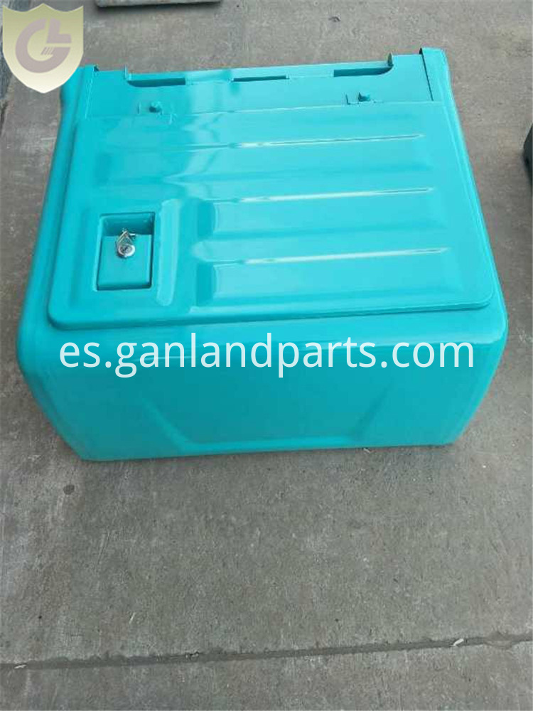 Toolbox For Kobelco Excavator