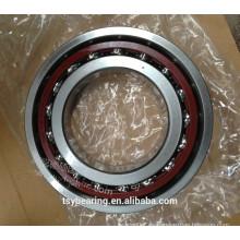 Latón de jaula de rodamiento de bolas de contacto angular con 700194 de alta calidad