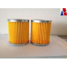 Diesel  Engine Air Filter Element Yellow Color Paper materi