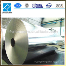 High quality industrial aluminum foil roll in jumbo roll