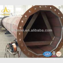 10M Galvanisierter Stahl Elektrischer Pole