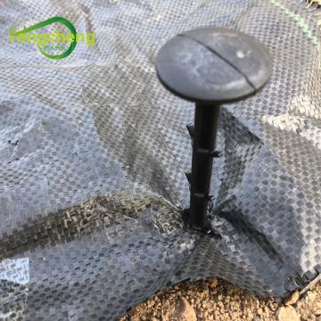 Piquetas de fijación de estacas de césped artificial