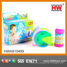 Máquina de burbujas de los niños de la venta del plástico caliente