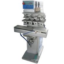 TM-S4 4-Color-Tintenbecher-Aufkleber-Plastikauflage-Drucker-Maschine